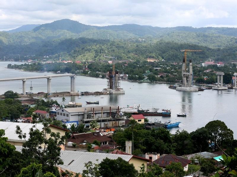 Wisata Kota Ambon Indonesia Jpg Pemandangan Museum Siwa Lima