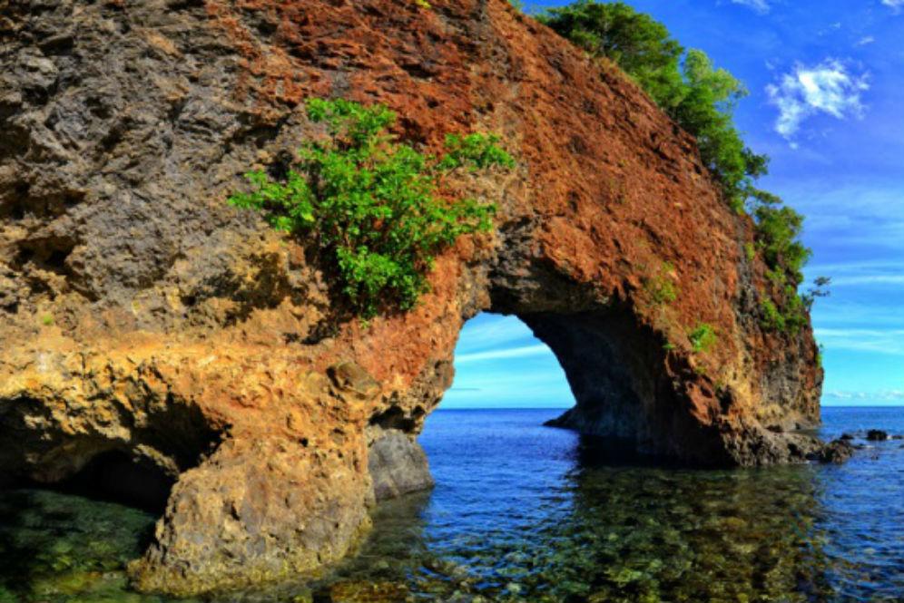 10 Pantai Eksotis Ambon Travel Dream Id Natsepa Kota