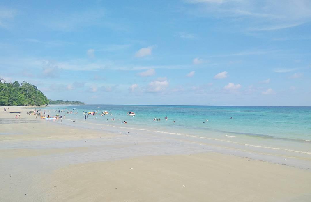 7 Pantai Indah Ambon Dijamin Buat Kamu Malas Pulang Natsepa