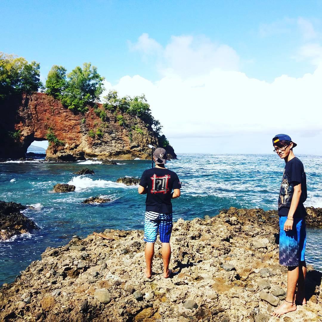 7 Pantai Indah Ambon Dijamin Buat Kamu Malas Pulang Pintu