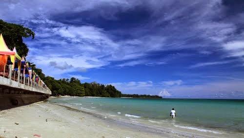 8 Pantai Wisata Ambon Bisa Dikunjungi Tempat Natsepa Kota
