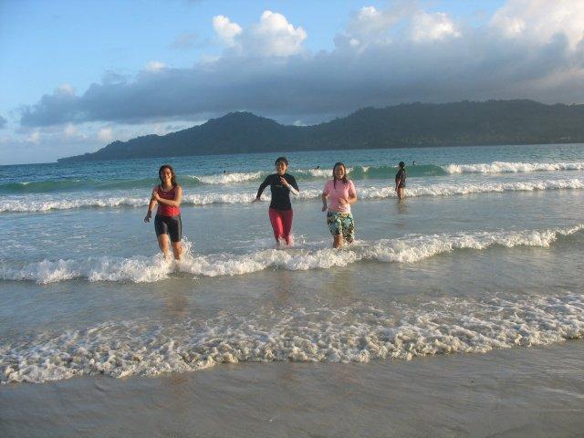 Eloknya Pantai Natsepa Ambon Indonesian Beach Konon Berendam Lebih Satu