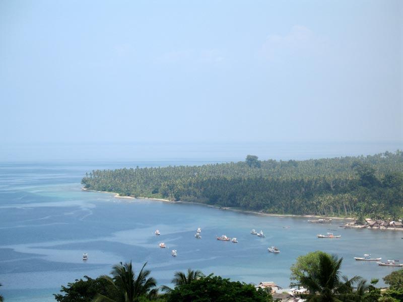 Eloknya Pantai Natsepa Ambon Indonesian Beach Salah Satu Indah Terletak