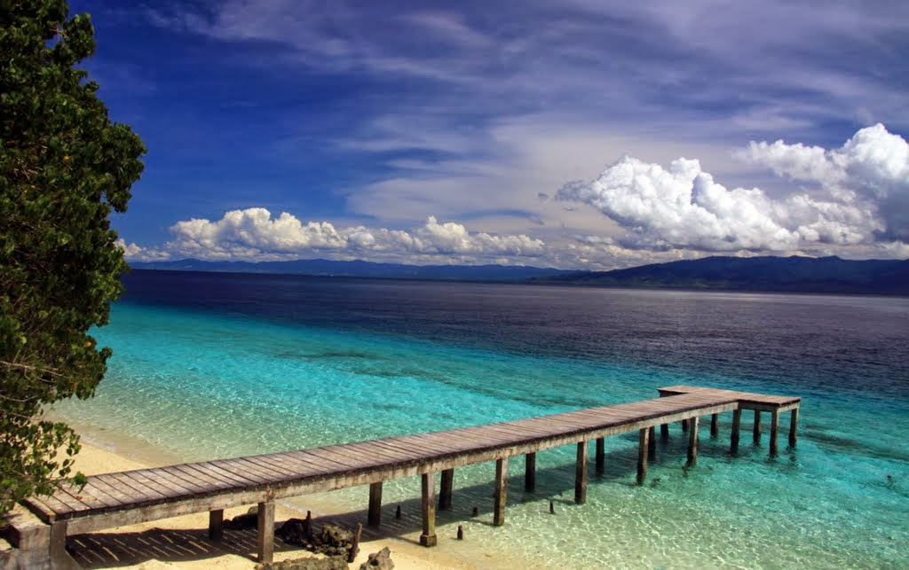 Pantai Liang Wisata Terbaik Maluku Vebma Natsepa Kota Ambon