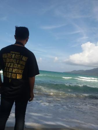 Pantai Natsepa Ambon Maluku Picture Beach Kota