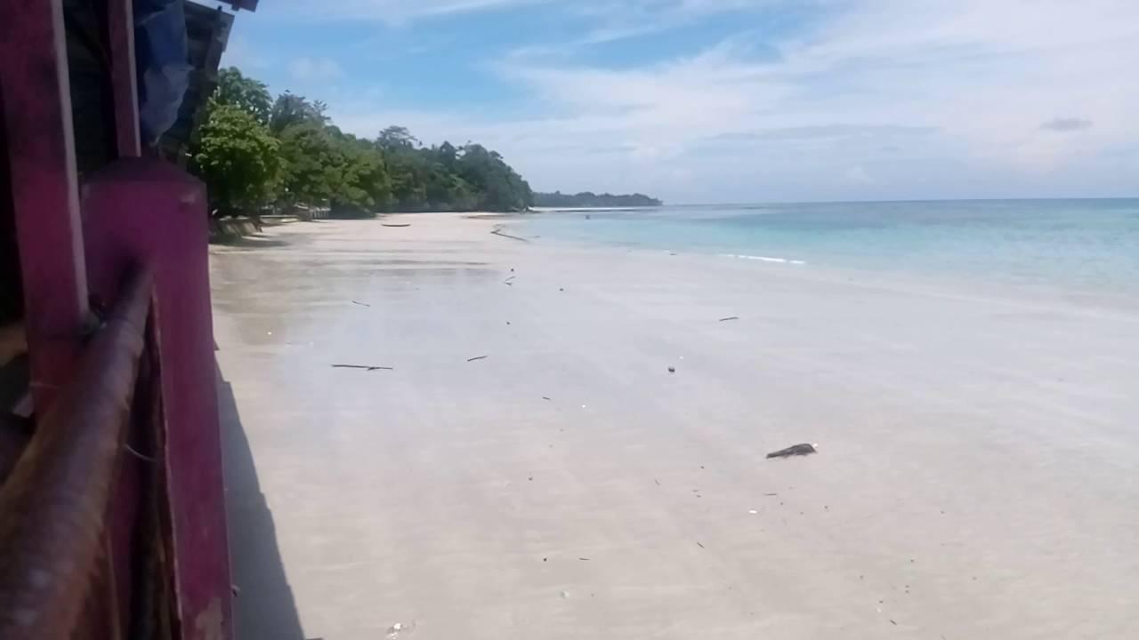 Pantai Natsepa Ambon Maluku Youtube Kota