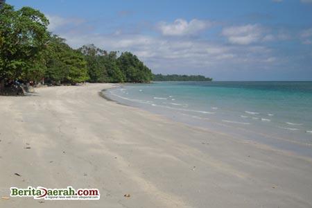 Pantai Natsepa Ambon Nature Maluku Sempatkan Diri Berkunjung Indah Salah