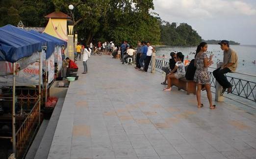 Pantai Natsepa Beach 2 Kota Ambon