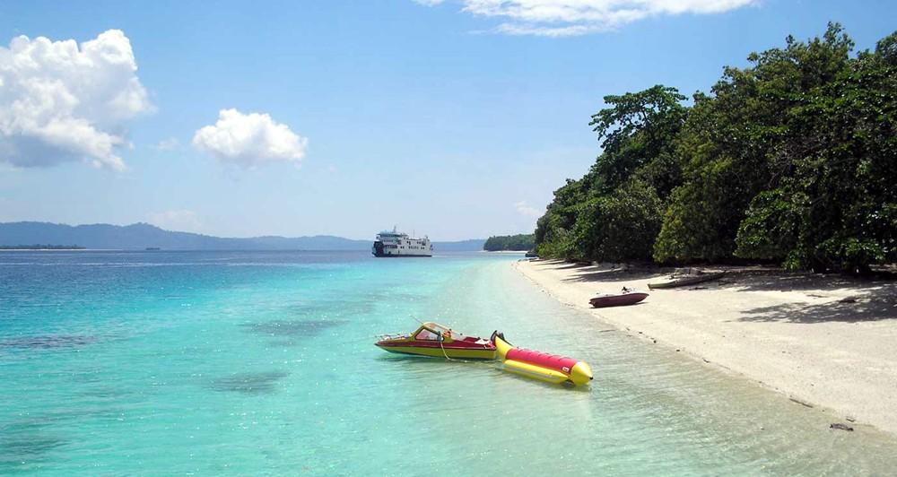 Pantai Natsepa Bolehtanya Kota Ambon