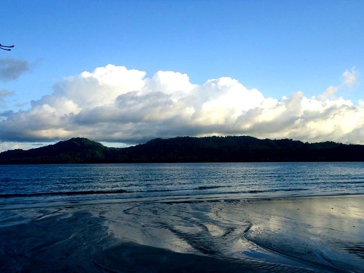 Pantai Natsepa Liang Surga Maluku Tengah Bukan Pajokka Kota Ambon