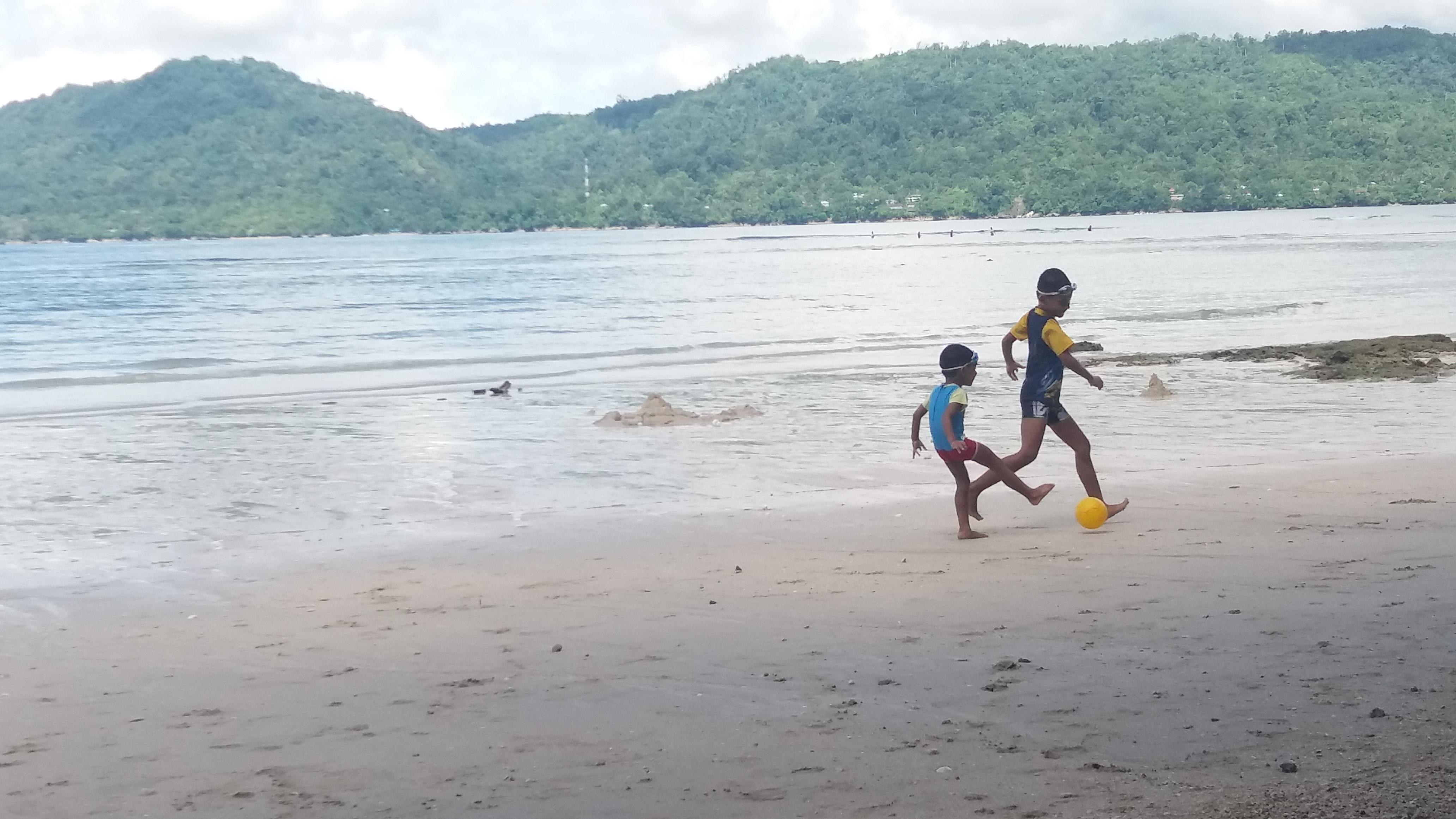 Pantai Sopapei Suli Omwil Punya Gawe Libur Lebaran 2017 Wisata