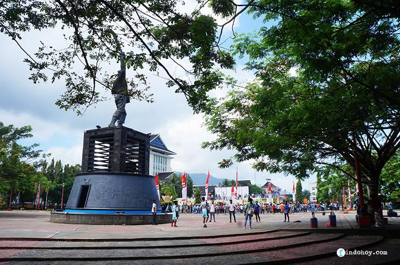Ambon Pattimura Park Indohoy Sightseeing Taman Kota