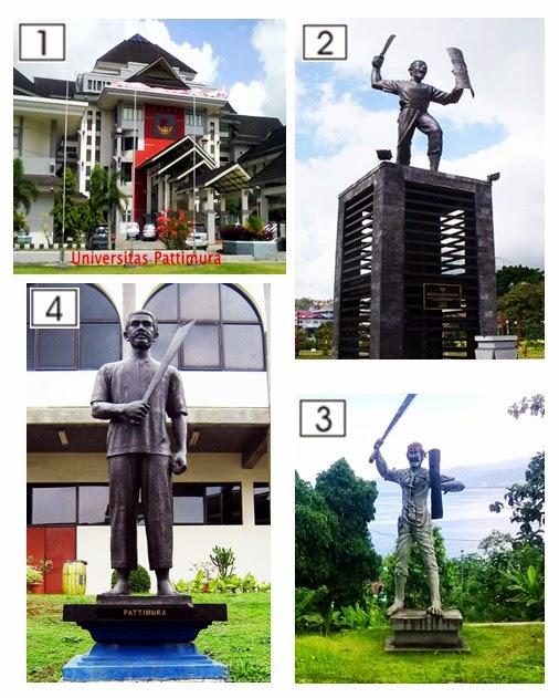 Fanni Blog Pejuang Kemerdekaan Kapitan Pattimura Patung Jakarta Taman Mini