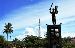 Masyarakat Maluku Sumut Peringati Hari Pattimura Tribunnews Taman Kota Ambon