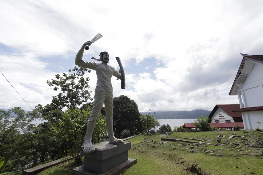 Meuseum Siwalima Mesuem Bersejarah Kota Ambon Vebma Taman Pattimura