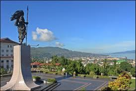 Pariwisata Kota Ambon Wikipedia Bahasa Indonesia Ensiklopedia Tugu Patung Pahlawan