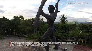 Perjuangan Pattimura Tegak Berdiri Jantung Kota Ambon Indonesiakaya Eksplorasi Budaya