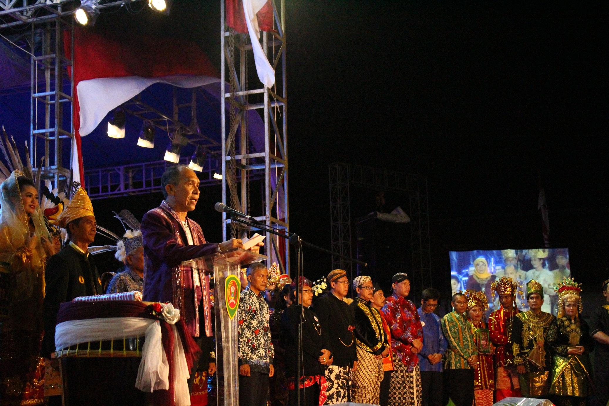 Temu Karya Taman Budaya Se Indonesia Kota Ambon Pattimura