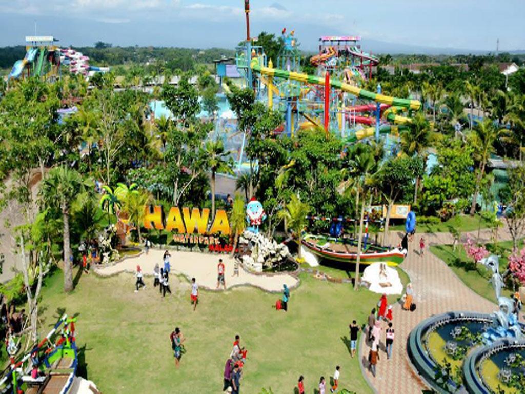 Harga Tiket Masuk Hawai Waterpark Malang Terbaru 2018 Menjadi Salah