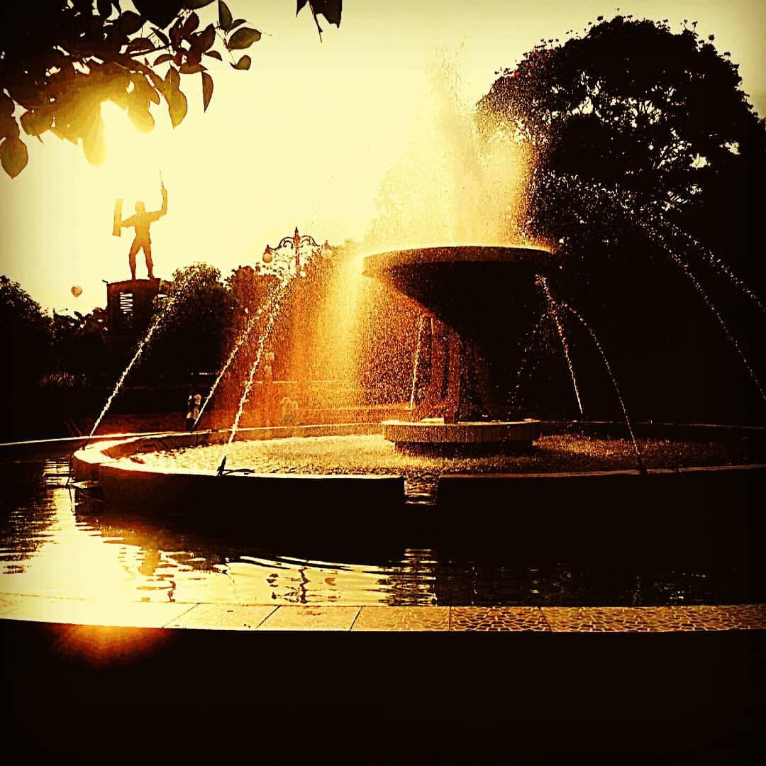 Ken Latuconsina Instagram Photos Videos Menikmati Sunset Pojok Pattimura Park