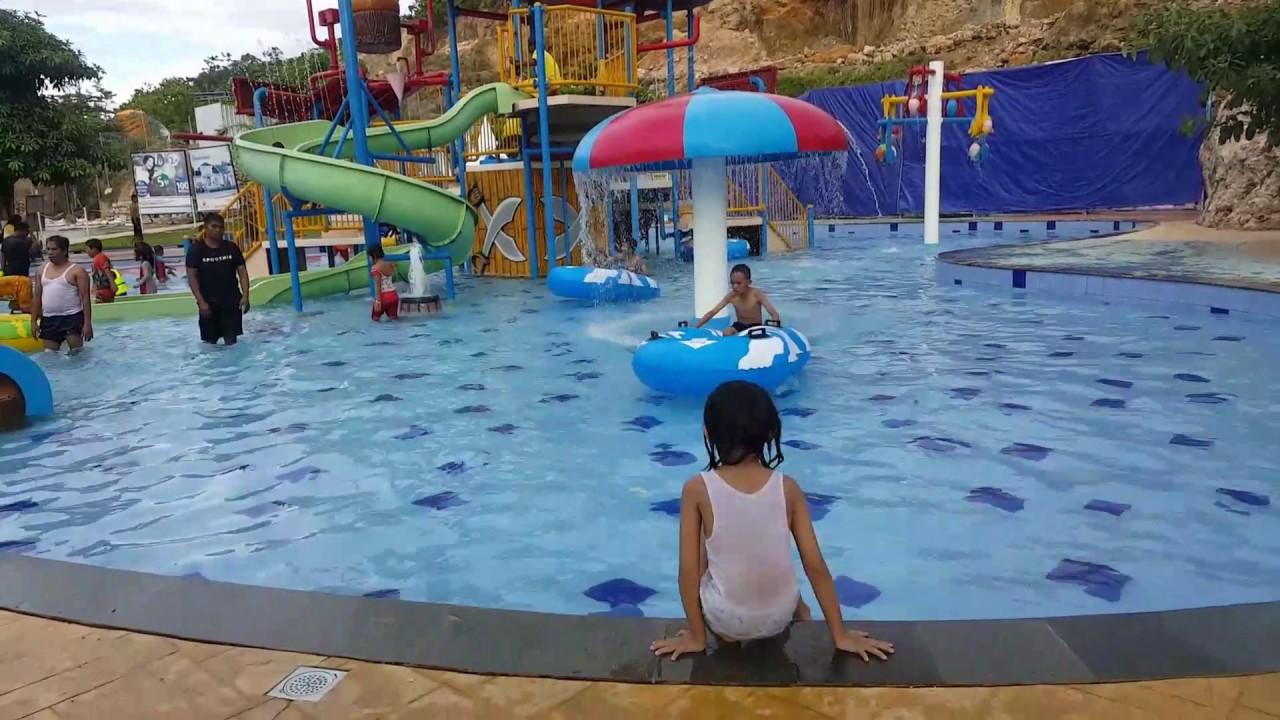 Main Air Waterpark Citraland Ambon Youtube Waterboom Waitatiri Kota