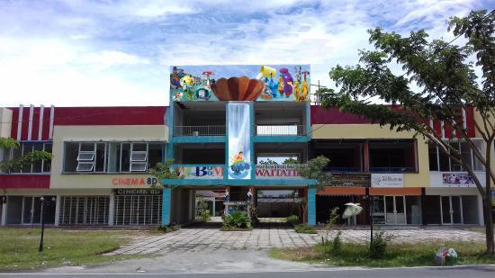 Residential Landuntuk Dijual Waterboom Waitatiri Ambon Wbm Pintu Masuk Utama