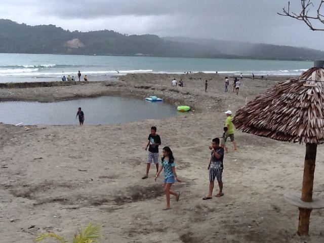 Tanah Dijual Ambon Jual Diambon Shm Asyik Pantai Waterboom Waitatiri