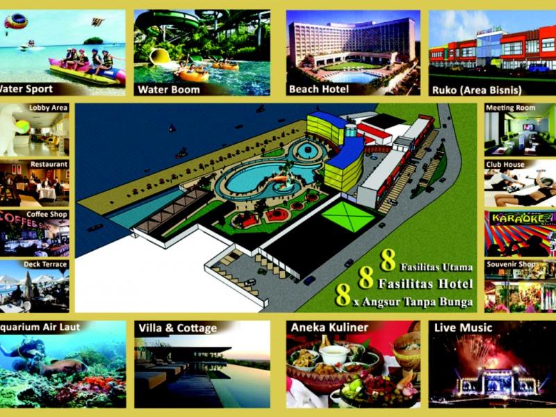 Tanah Dijual Ambon Jual Diambon Shm Waterboom Masterplan Waitatiri Kota