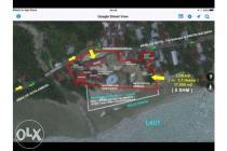 Tanah Dijual Ambon Maluku Diambon Shm Depan Jl Raya Belakang