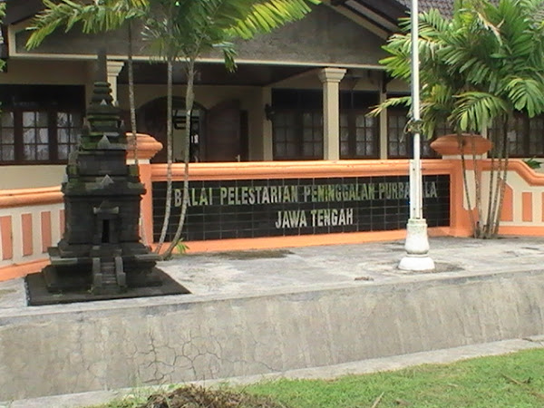 Balai Pelestarian Peninggalan Purbakala Jawa Tengah Indonesia Kota Banda Aceh