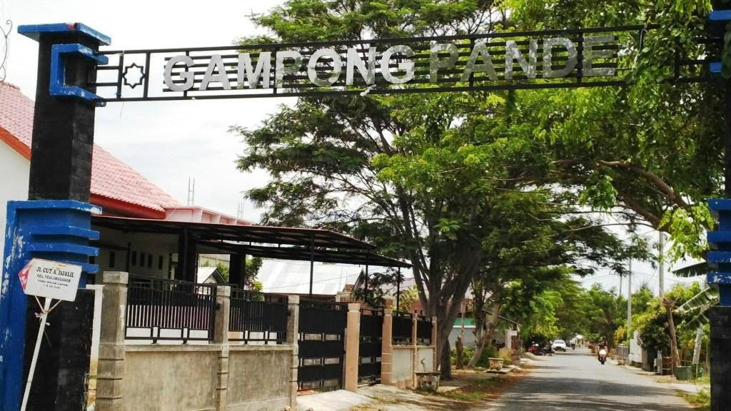 Gampong Pande Jejak Awal Kota Madani Klikkabar Img 20140424 123349