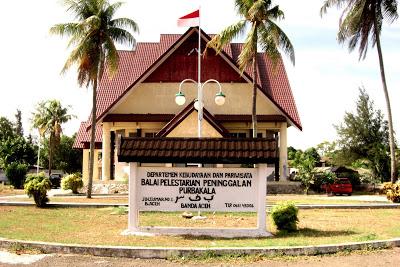 Jalan Na2x 2008 07 27 Berkunjung Balai Pelestarian Peninggalan Purbakala