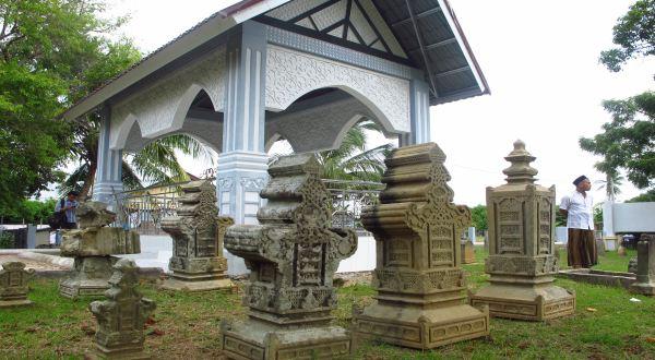 Jejak Aceh Bermula Kampung Seribu Nisan Okezone News Https Img