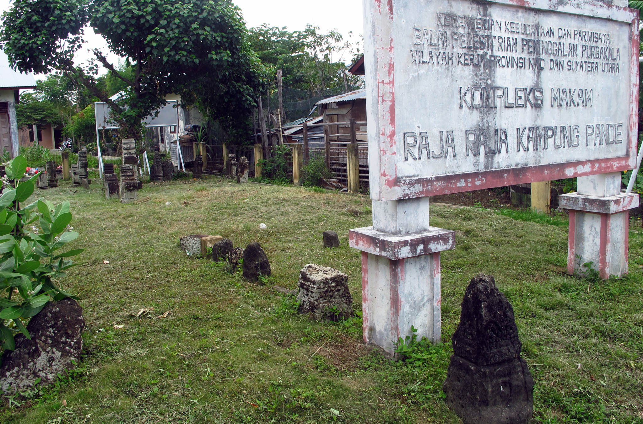 Jejak Aceh Gampong Pande Charming Banda Post Navigation Balai Pelestarian