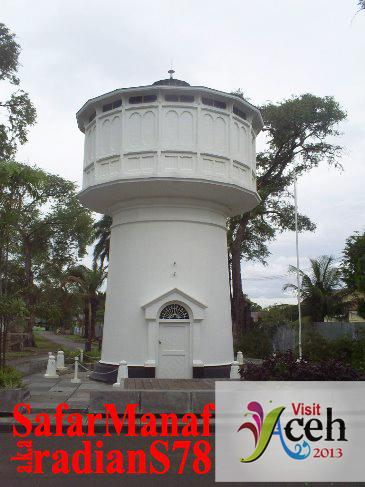 Menara Air Banda Aceh Visit Water Toren Hak Gambar Safarmanaf