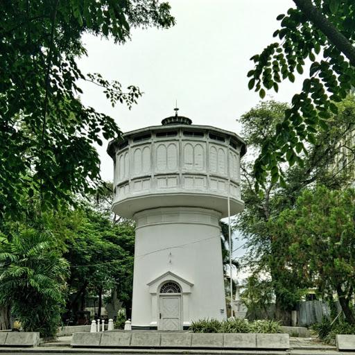 Menara Air Taman Sari Banda Aceh Gallery Geutanyoe Lokasi Terletak