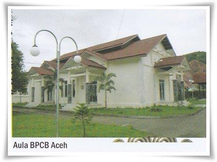 Mengenal Balai Pelestarian Cagar Budaya Bpcb Aceh Majalah Penyelamatan Benda