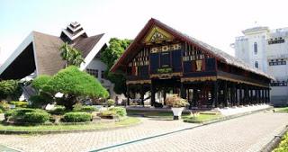 Pelestarian Arsitektur Kota Banda Aceh Memiliki Sebuah Museum Negeri Terletak