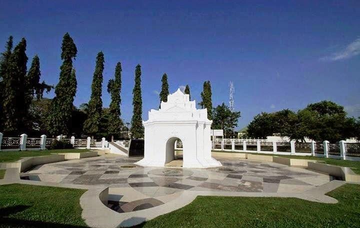 Pinto Khop Penghubung Kerajaan Taman Ghairah Sportourism Id Balai Pelestarian