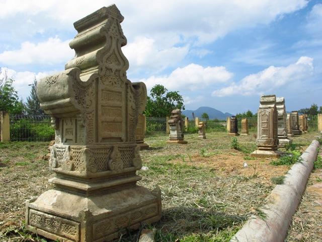 Riwayat Aceh Pande Salmanmardira Nisan Komplek Makam Putroe Ijo Gampong