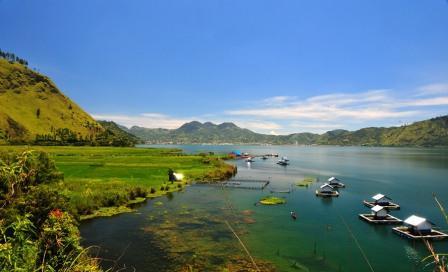 37 Tempat Wisata Aceh Wajib Dikunjungi Liburan Selanjutnya Danau Laut