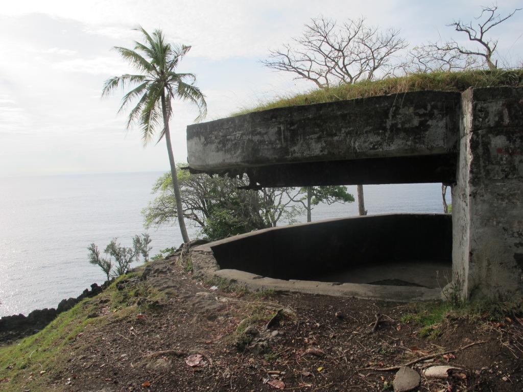 5 Tempat Wisata Sejarah Menarik Aceh Benteng Anoi Itam Indrapatra