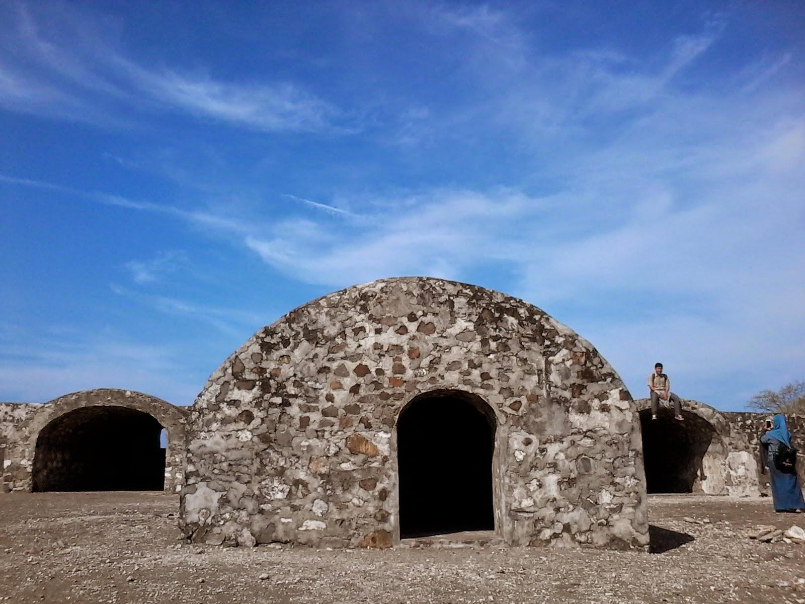 Amelia Ansari Benteng Indra Patra Wisata Peninggalan Sejarah Hindu Memiliki