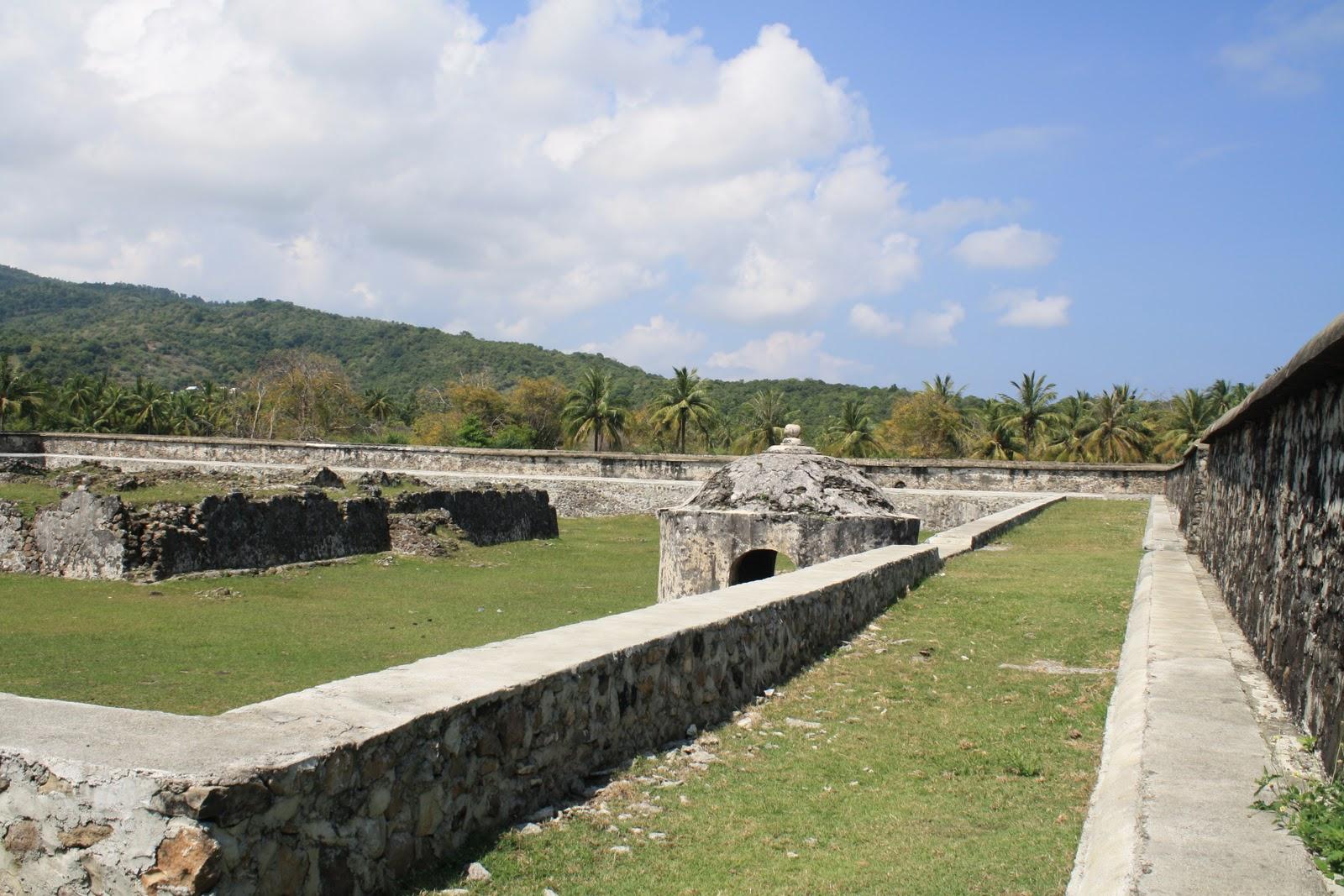 Benteng Budaya Kesultanan Aceh Net Indrapatra Kota Banda