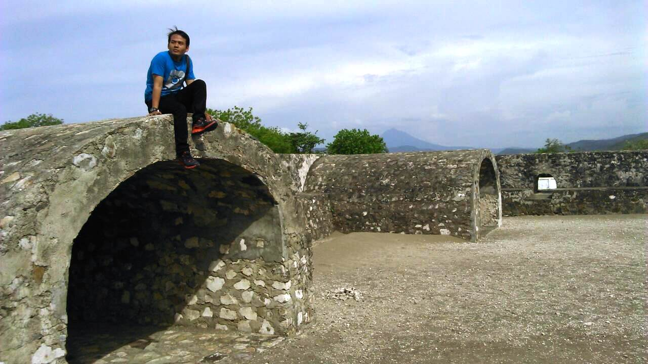 Benteng Indra Patra Aceh Perjuangan Terlupakan Blog Ghandy Dibangun Pra