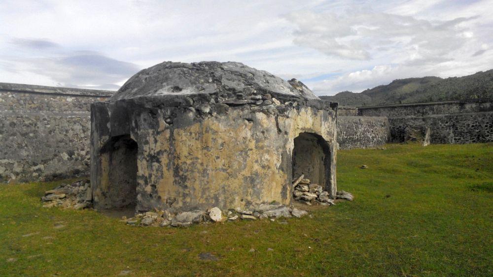 Benteng Indra Patra Baltyra Bentengindrapatra 6 7 Indrapatra Kota Banda
