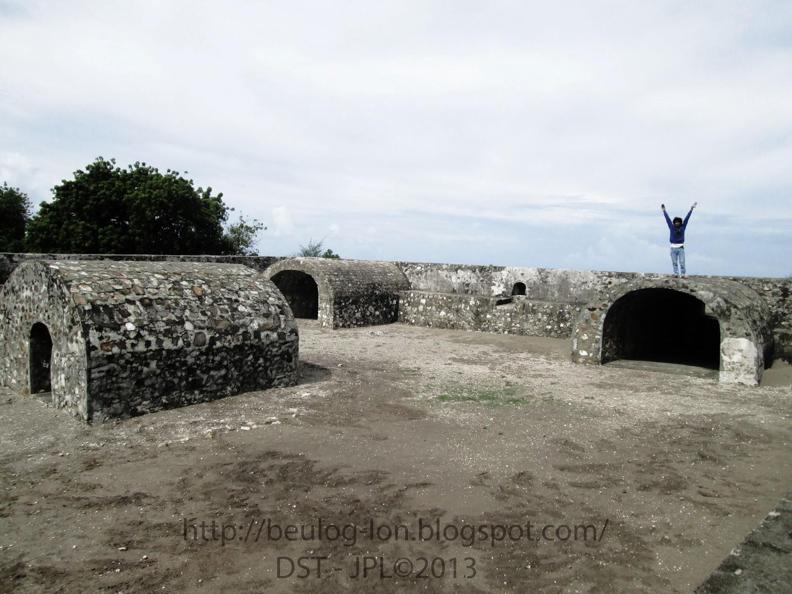 Benteng Indra Patra Bukti Historis Perlahan Terkikis 0 Response Indrapatra