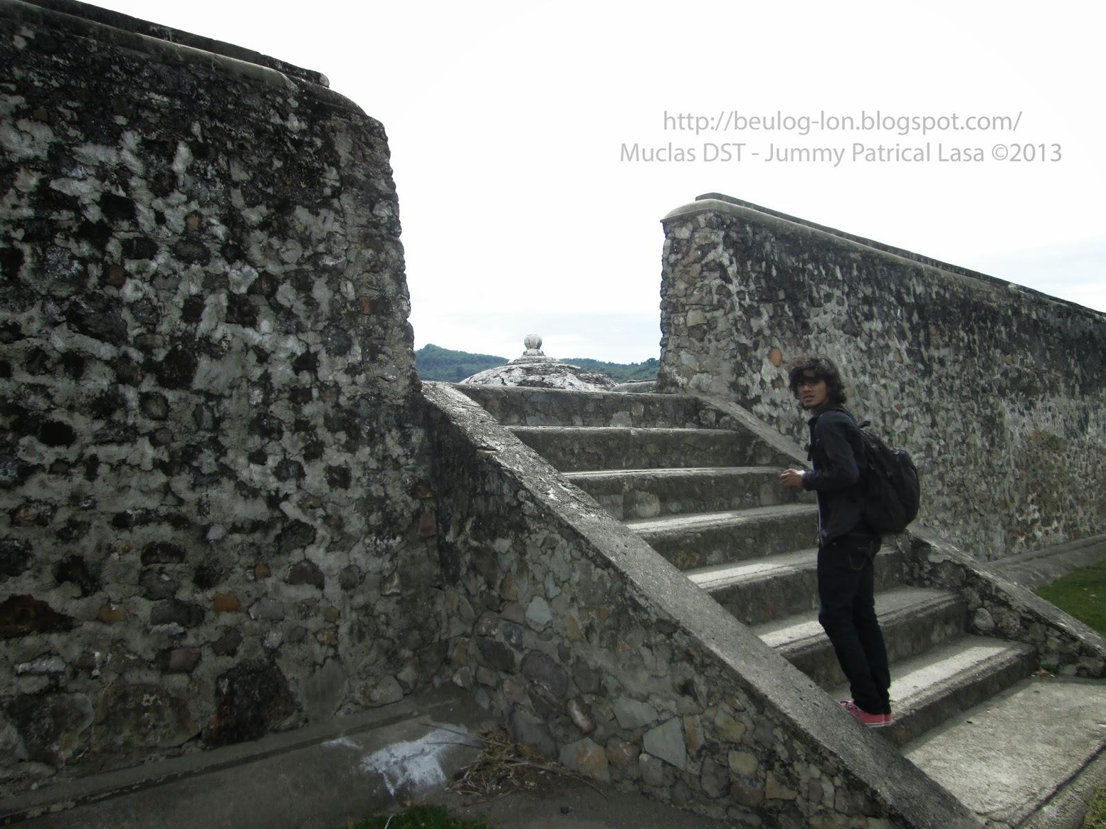 Benteng Indra Patra Bukti Historis Perlahan Terkikis Sebagai Pertahanan Kerajaan