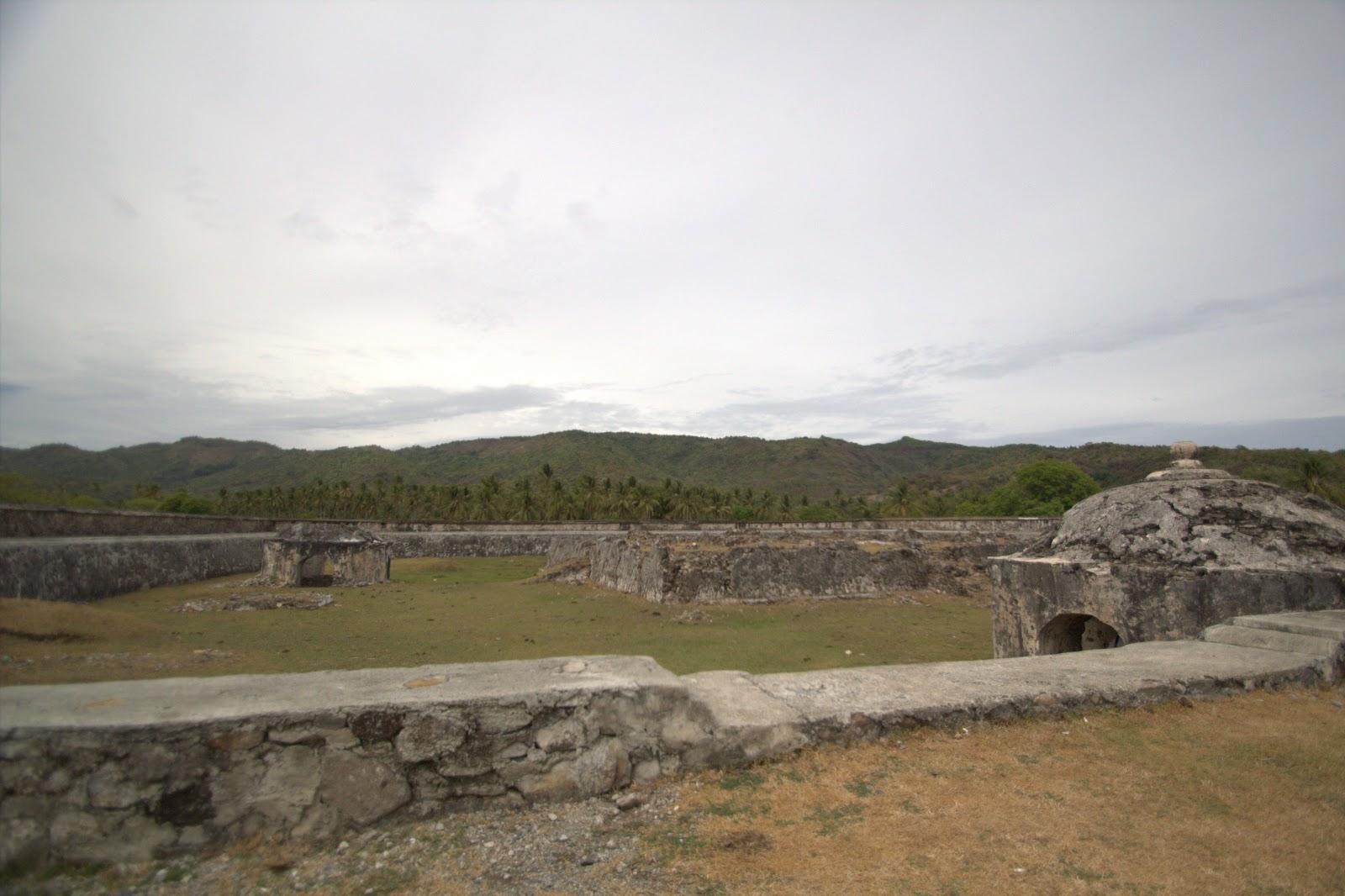 Benteng Indra Patra Fardhan Blog Sekitar Pantai Ujung Batee Tepatnya