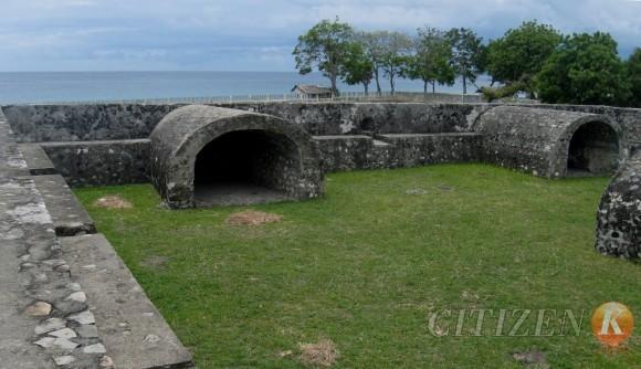 Benteng Indra Patra Jejak Hindu Tanah Rencong Oleh Fits Radjah